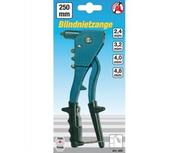 Заклепочник усиленный BGS 2,4-4,8 мм, 250 мм