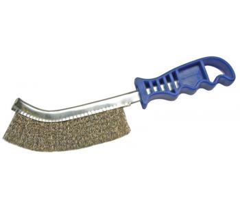 Щетка проволочная BGS стальная 260 мм