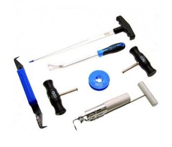 Набор инструментов для замены стекла, 7 предметов