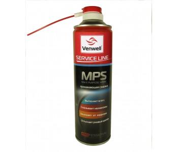 Многофункциональная смазка Venwell MPS, 500 мл