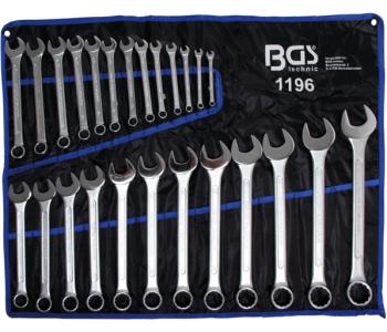 Набор ключей комбинированных BGS 1196 6-32 мм 25 предметов
