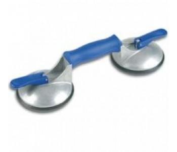 Вакуумный захват алюминиевый двойной Veribor Blue line