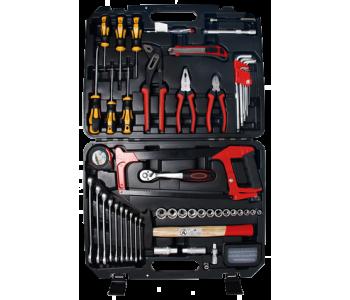 Универсальный набор инструментов, 84 предмета BGS 2039