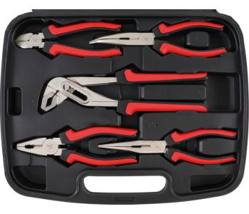 Набор шарнирно-губцевых инструментов, 5 предметов BGS 330
