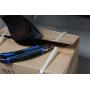 Нож с выдвижными лезвиями 25 мм