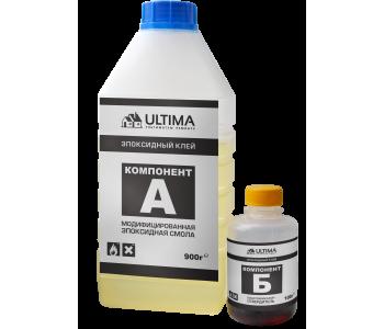 Клей эпоксидный универсальный ULTIMA 1кг