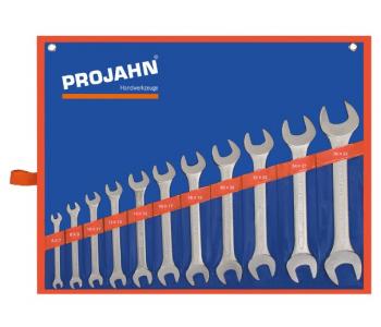 Набор ключей рожковых 6-32 мм, 11 предметов, РROJAHN 4411