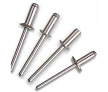 Заклепка ZK 4,0х10 алюм/сталь