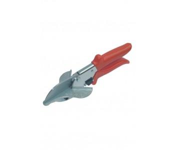 Ножницы по ПВХ и резине угловые 45°