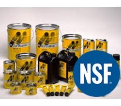 Пластичные смазки с пищевым допуском NSF H1