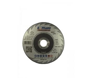 Круг отрезной по металлу Premiumflex, 125х1,6х22,23