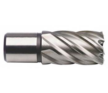 Сверло корончатое HSS-Co Weldon 19мм глубина 30мм D19