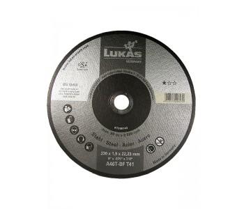 Круг отрезной по металлу Premiumflex, 230x1,9x22,23