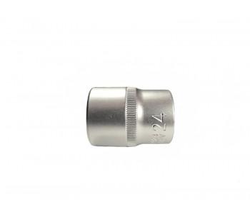 Головка 6-гран. 1/2' BGS Pro Torque, 24мм