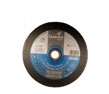 Круг отрезной по металлу для стационарных машин Premiumflex, 300x3,5x32