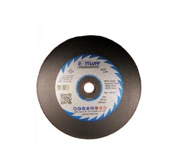 Круг отрезной по металлу для стационарных машин Premiumflex,  350x3,5x32