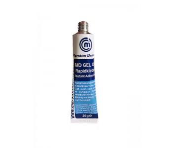 Клей-гель MD GEL.454 20г цианакрилатный
