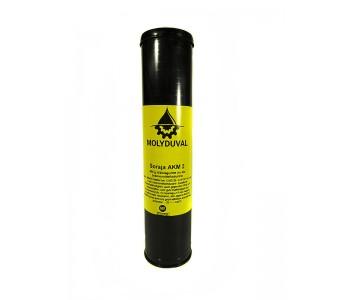 Пластичная смазка MOLYDUVAL Soraja AKM 2 картридж 400г