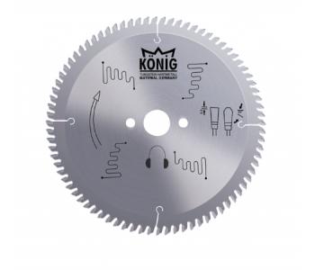 Диск пильный Konig по алюминию и ПВХ 420x4,0x32мм, 120 зубьев. С твердосплавной напайкой.