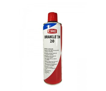 Очиститель универсальный CRC BRAKLEEN 20, спрей 500мл