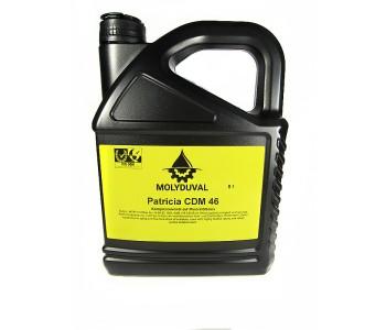 Масло компрессорное Patricia CDM 46, канистра 5л