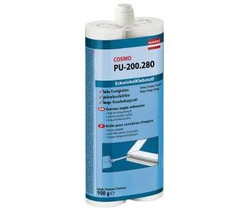 Двухкомпонентый полиуретановый клей Cosmofen DUO, 900г