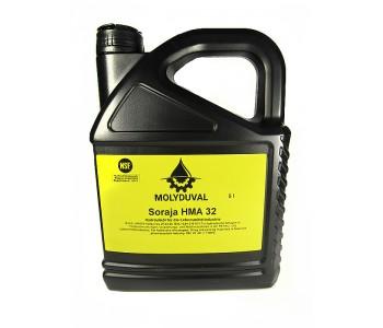 Гидравлическое масло MOLYDUVAL Soraja HMA 32