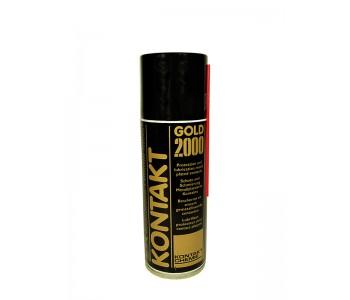 Смазка для контактов Kontakt Gold 2000, спрей 200мл