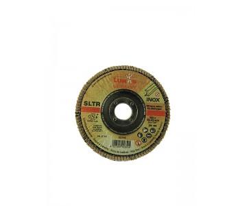 Круг лепестковый Lukas SLTR, 125х22,23 ZK80