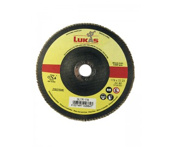 Круг лепестковый Lukas SLTR, 178х22,23 ZK80