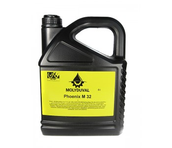 Гидравлическое масло MOLYDUVAL HERKULES M 32 D канистра 5л
