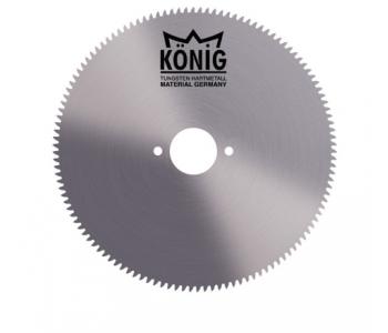 Комплект подрезных пильных дисков Konig HSS 45° 95x2,5x32мм, 80 зубьев