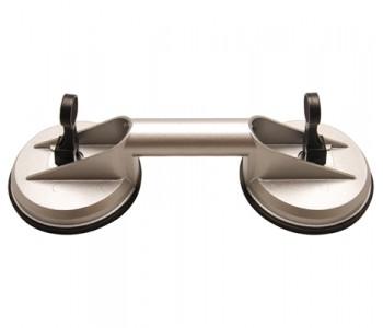 Присоска двойная Ø 115 мм, алюминиевая