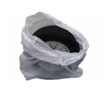 Пакеты для колес рулон 200 шт.
